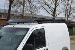 'Ford Transit Connect T220', Грузовая платформа